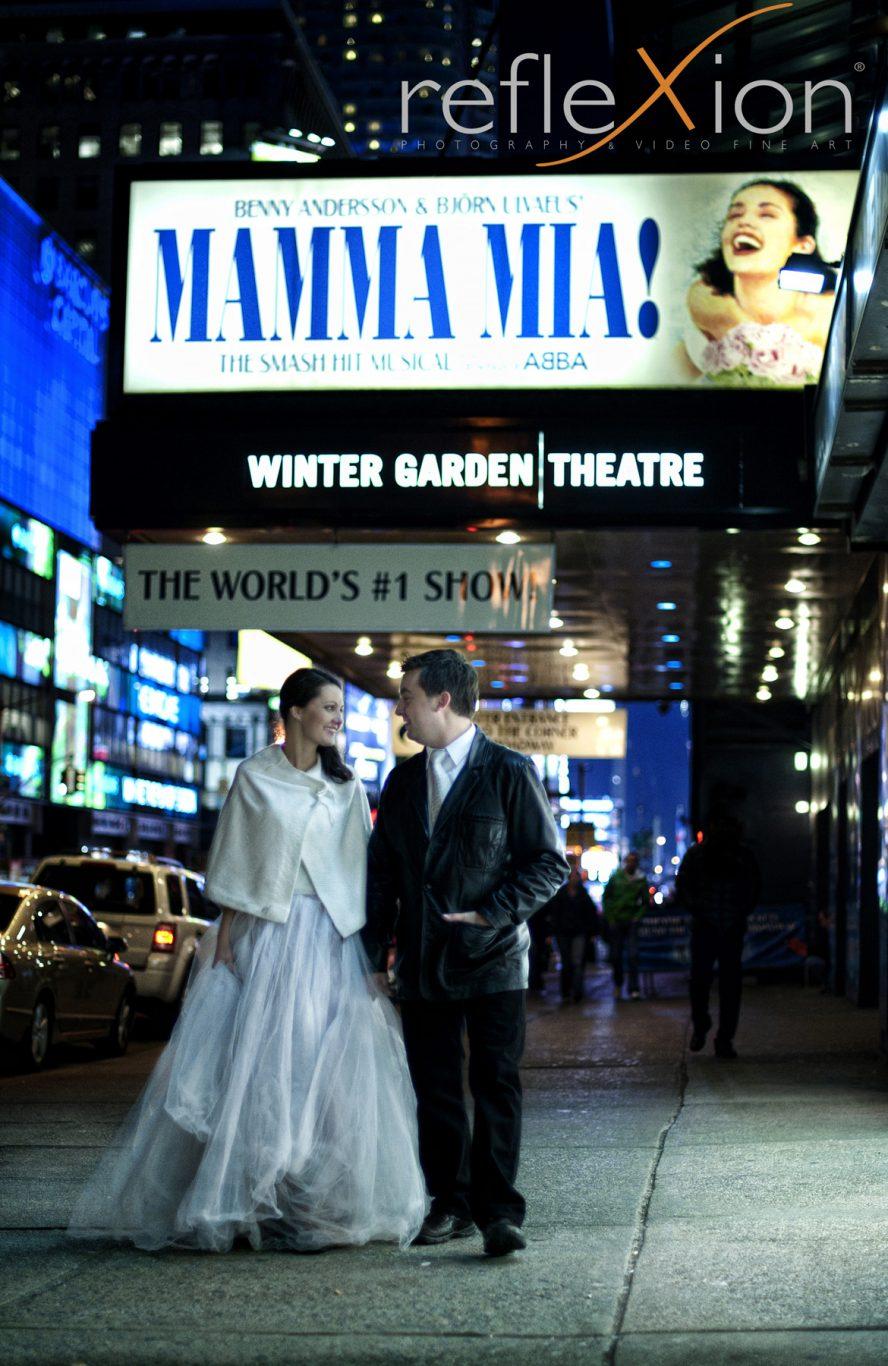 Wedding photo shooting in New York 9