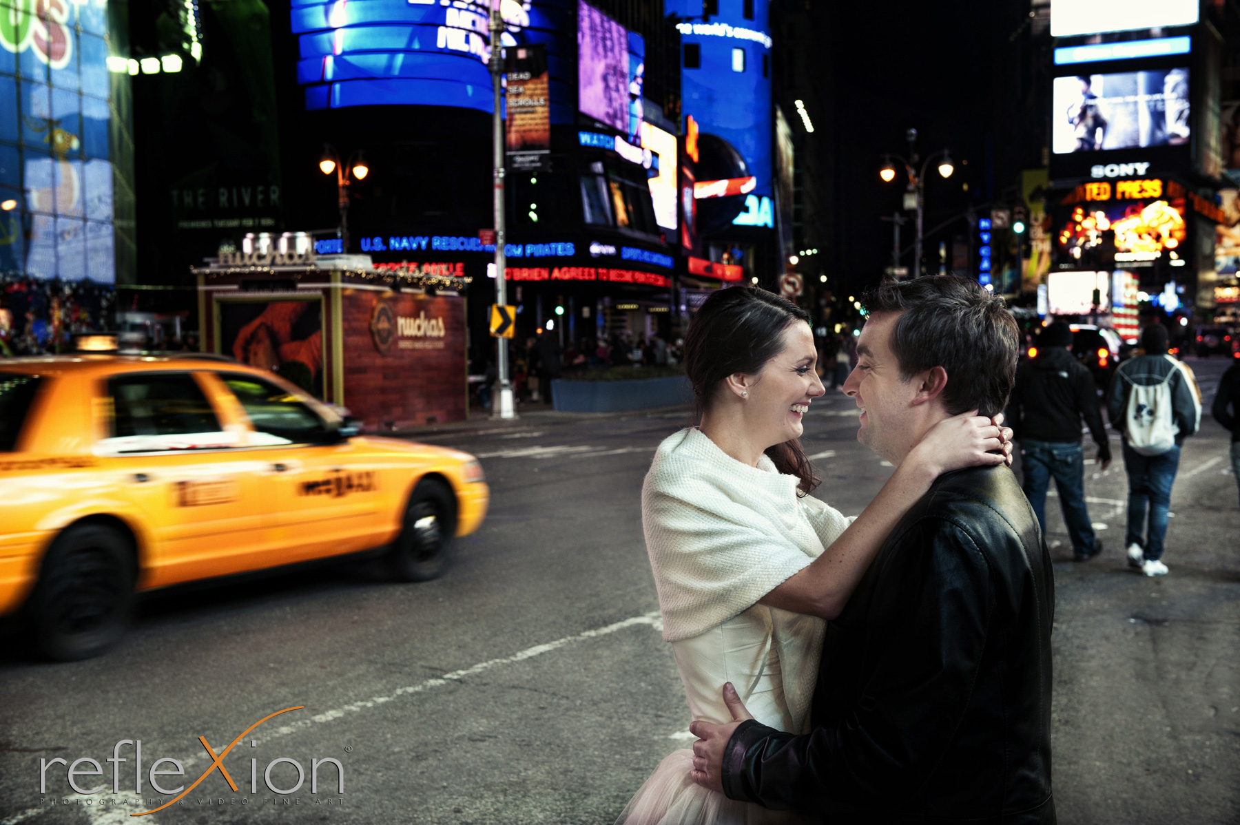 Wedding photo shooting in New York 8