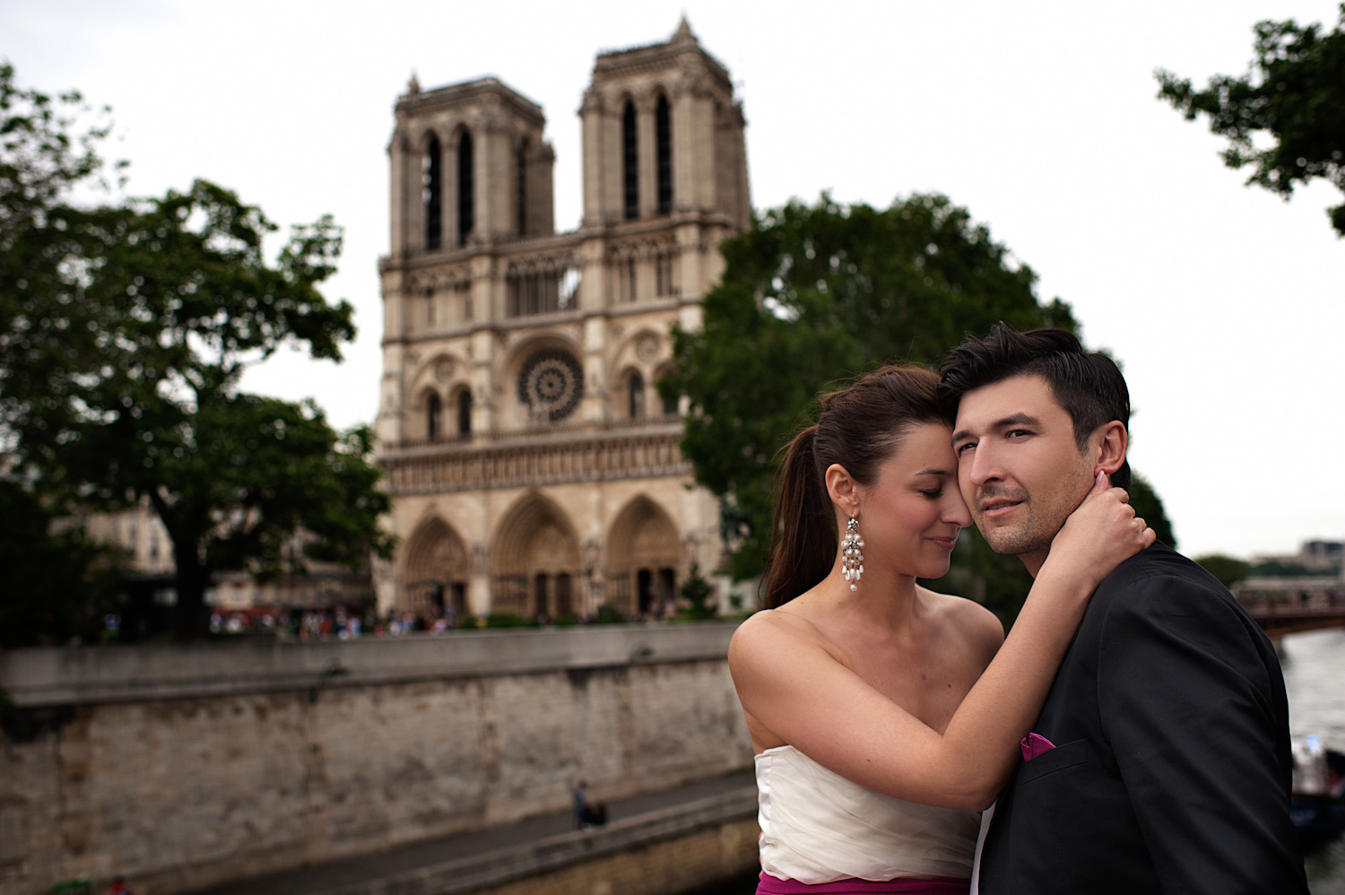 Lidija and Denis wedding photoshooting in Paris 19
