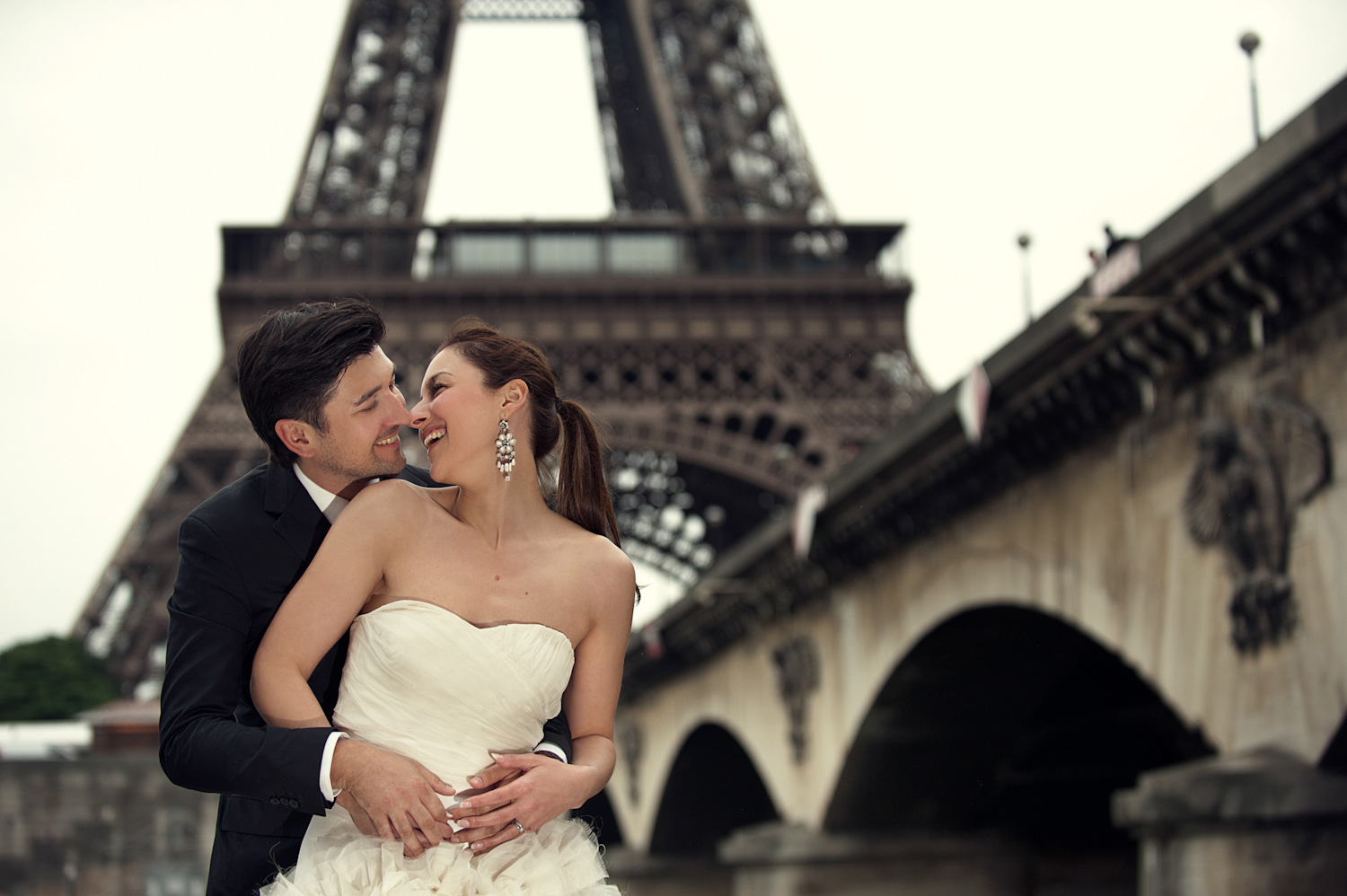 Lidija and Denis wedding photoshooting in Paris 22