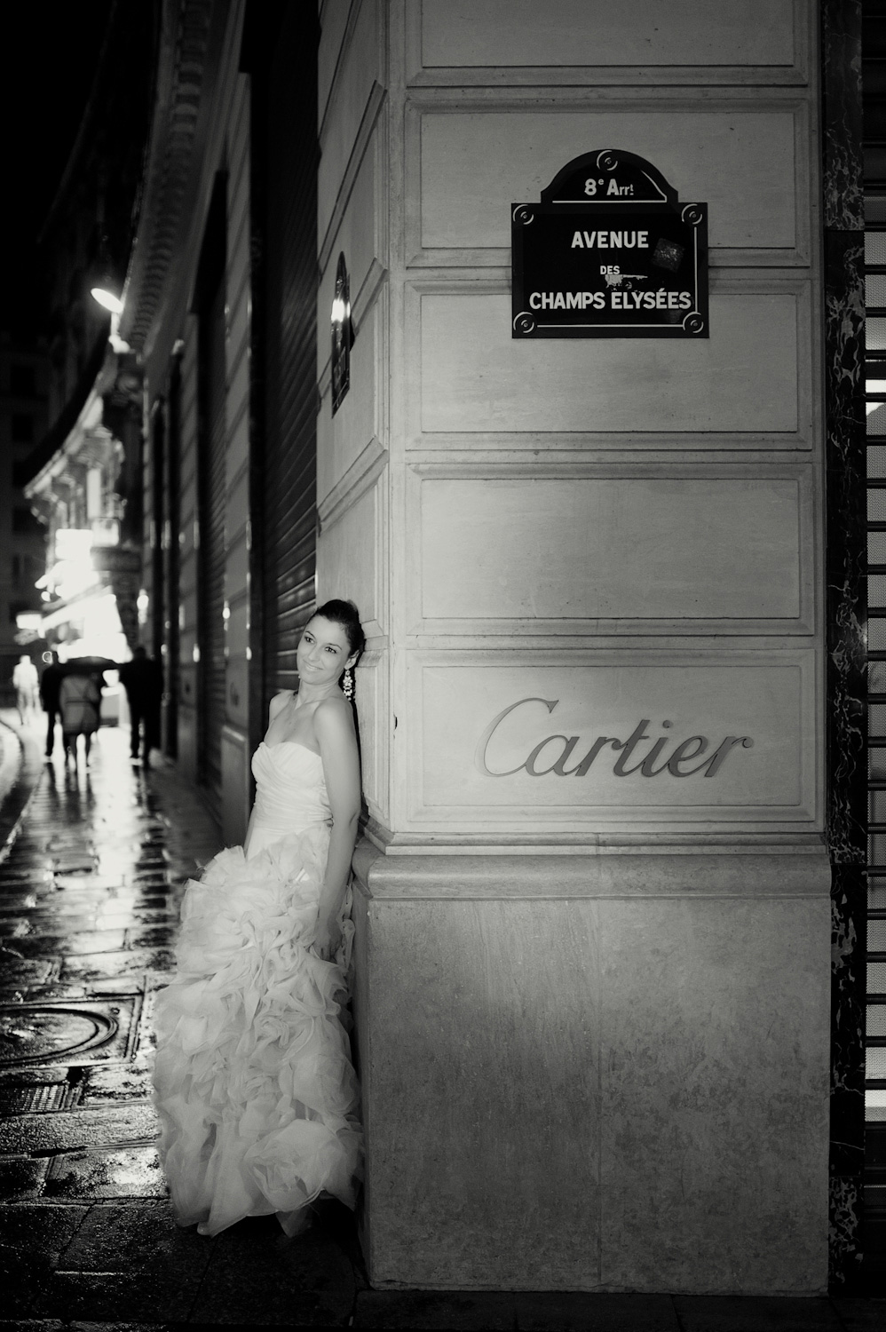 Lidija and Denis wedding photoshooting in Paris 25