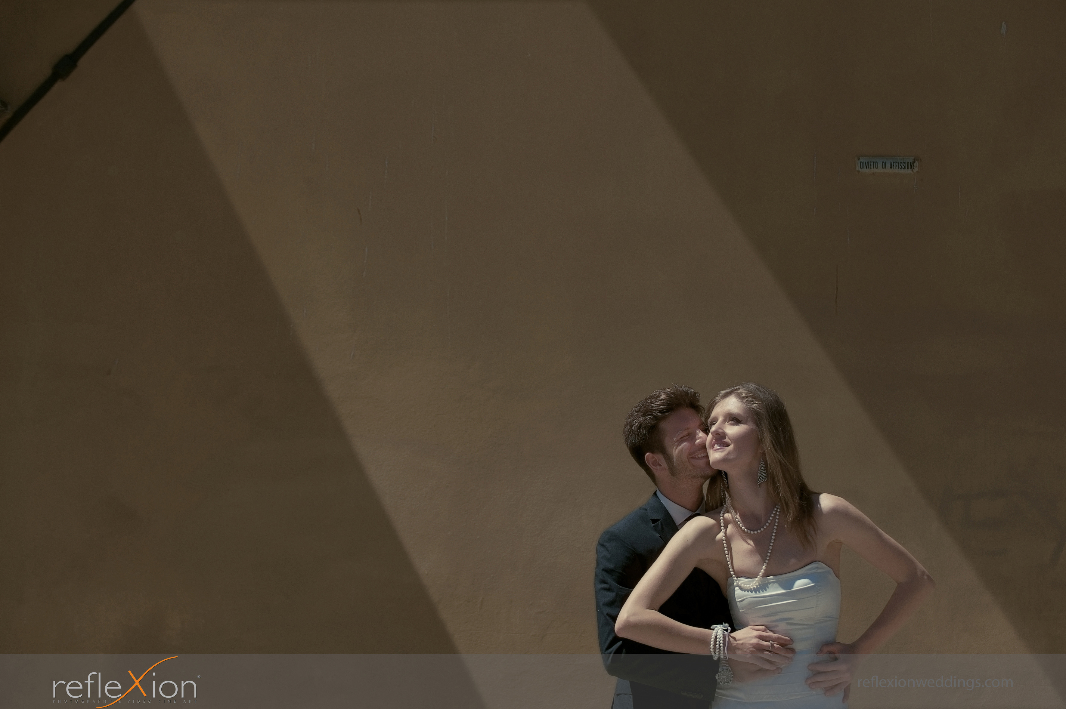 Locations for wedding photography in Venice - Campo Manin square