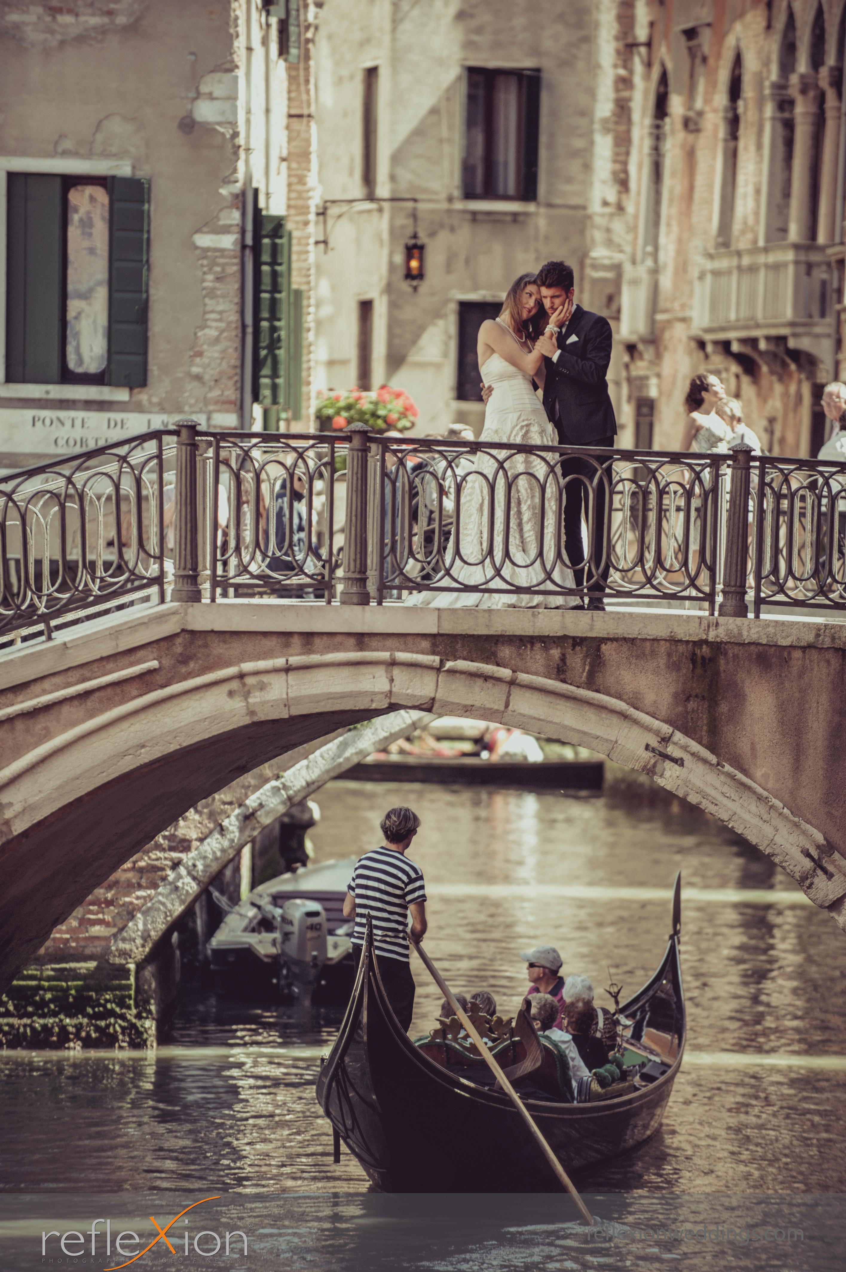 Locations for wedding photography in Venice - Campiello Morosini 2