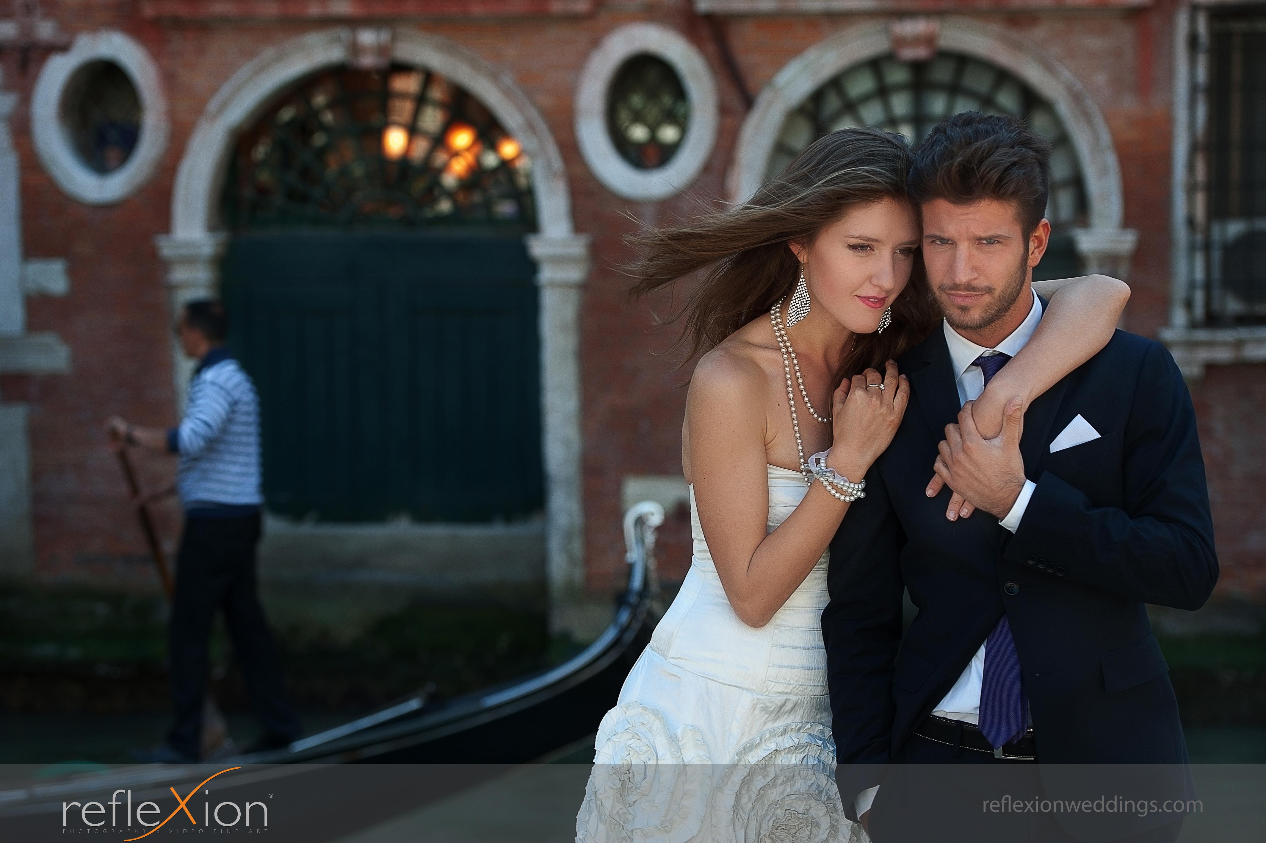 Locations for wedding photography in Venice - Campiello Morosini 3