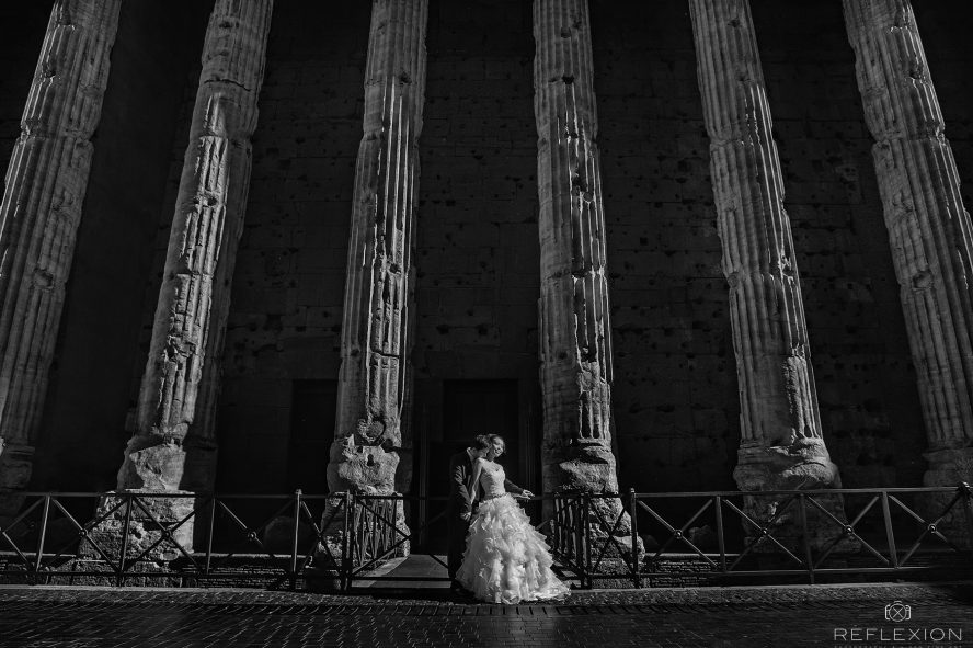 Loraine and Victor's Wedding in Rome 2