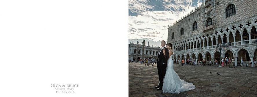 Olga and Bruce's Wedding in Venice photo gallery