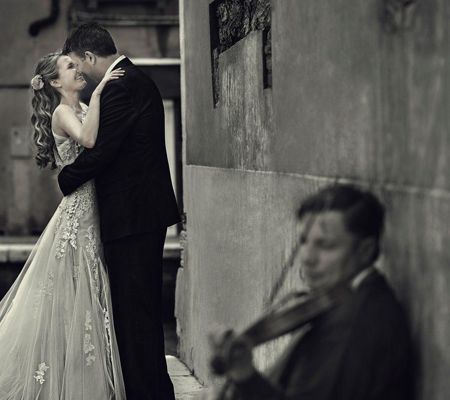 Venice Wedding Image