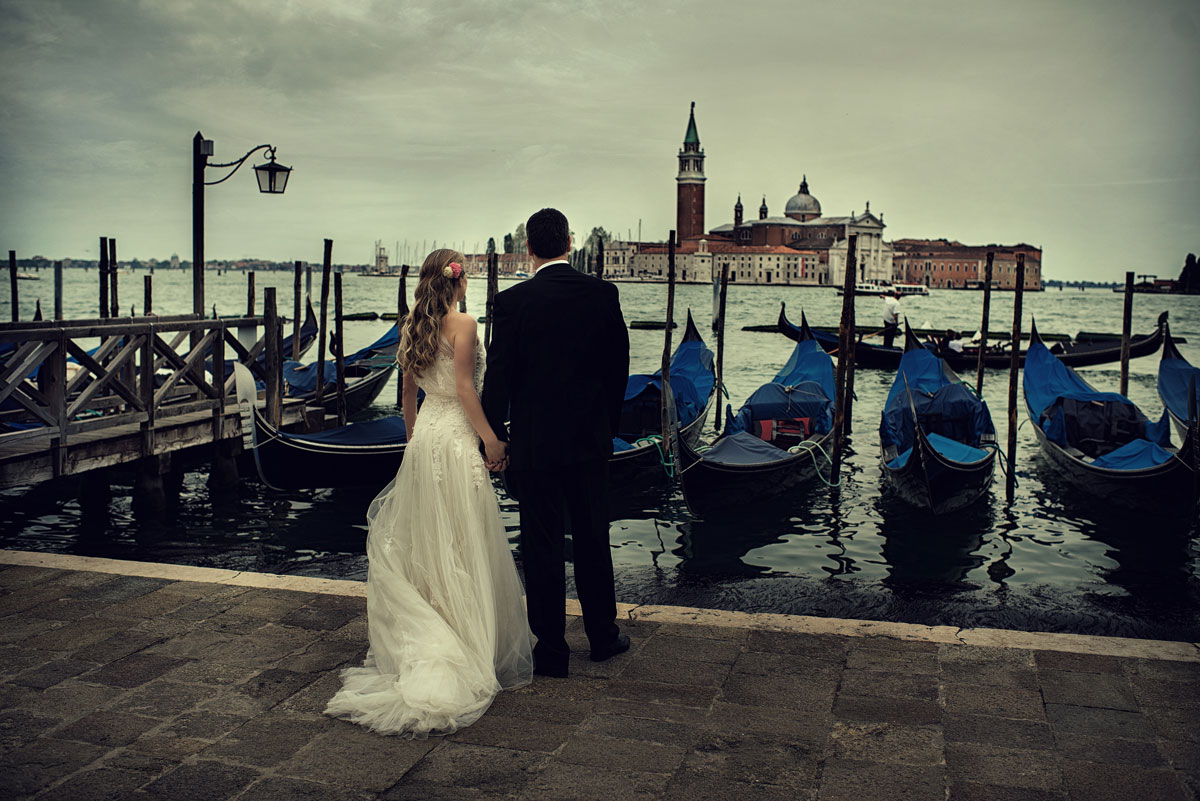 Wedding Photography in Venice