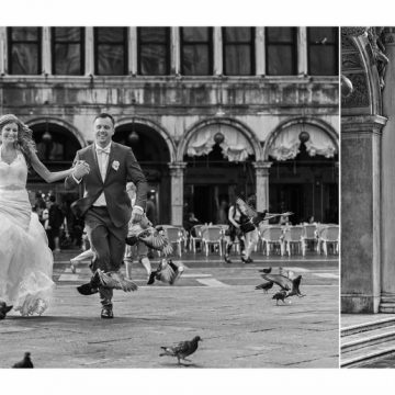 Venice Wedding Photographer, Italy
