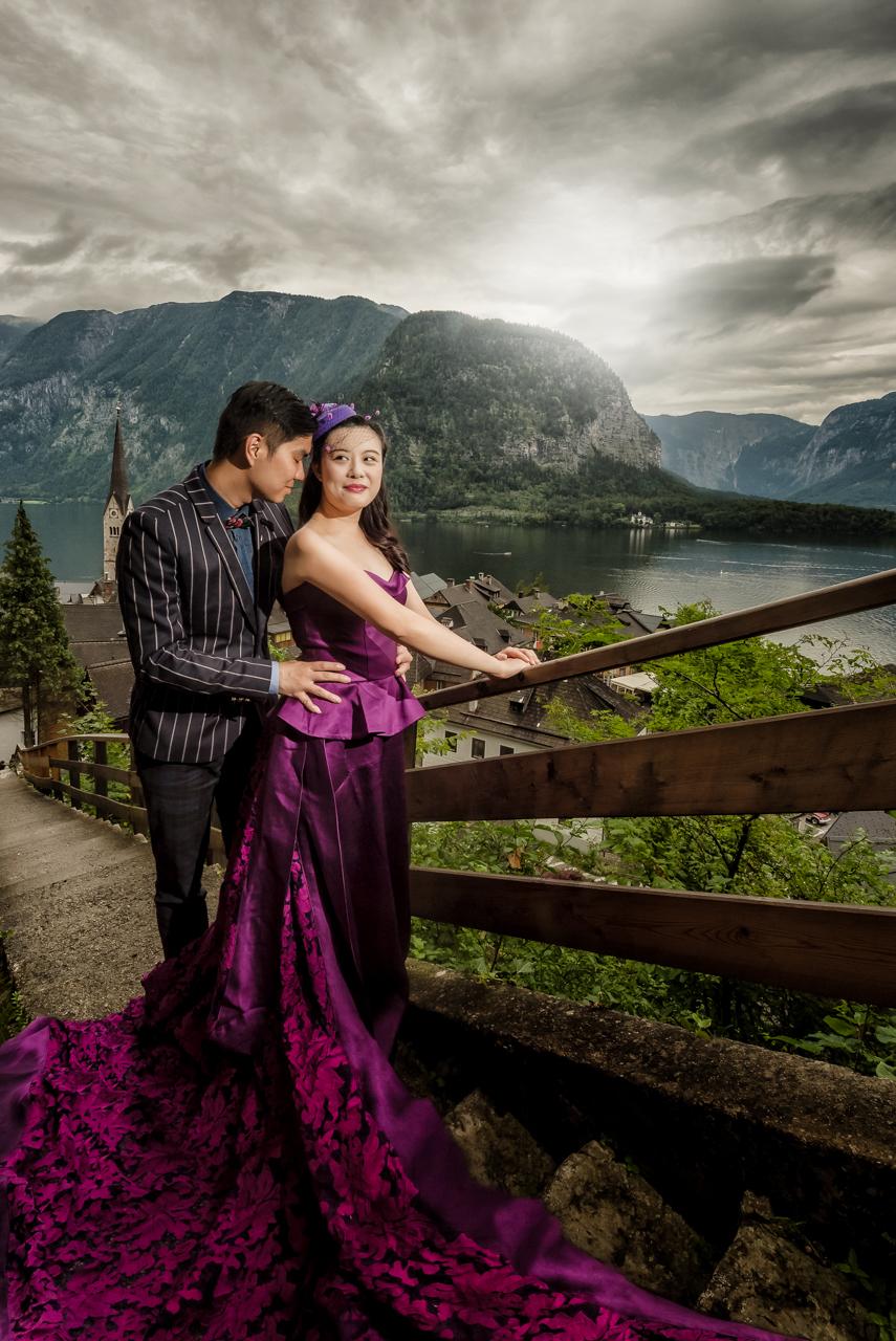 Hallstatt Austria Wedding photography -102