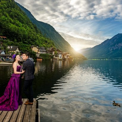 Hallstatt Wedding Photography