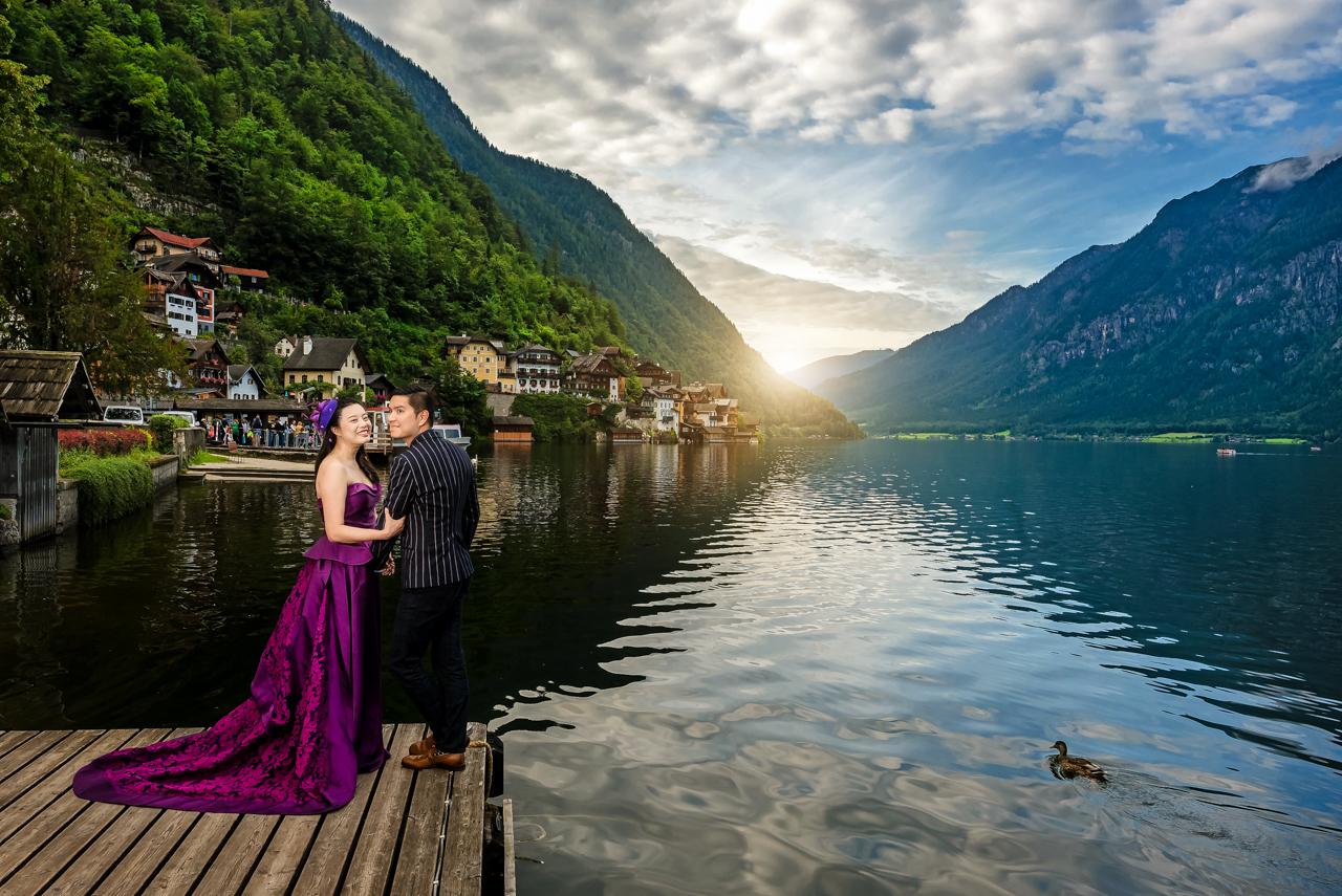 Hallstatt Austria Wedding photography -106-damjan-fiket