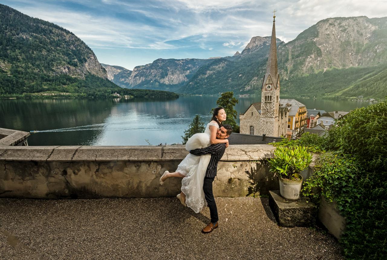 Hallstatt Austria Wedding photography -109