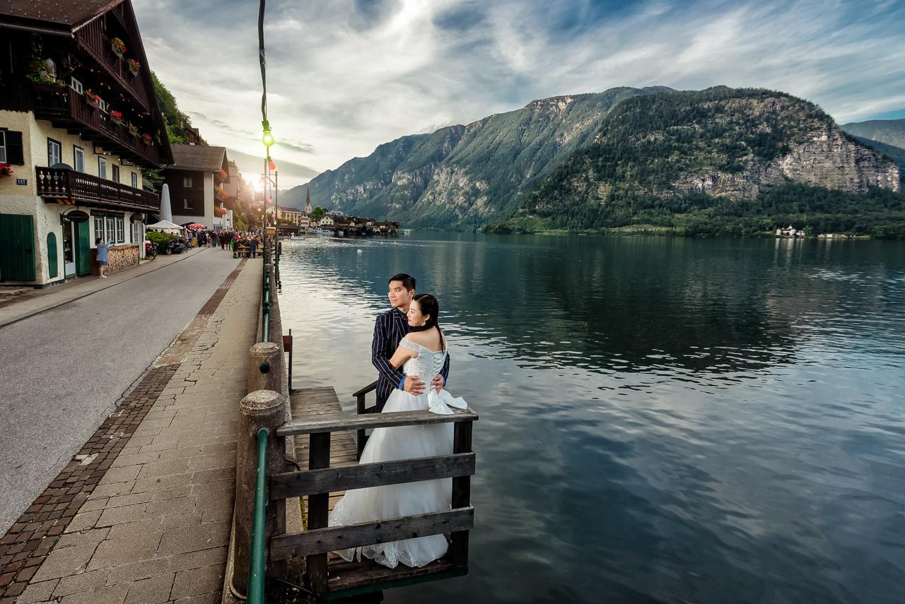 Hallstatt Austria Wedding photography -111