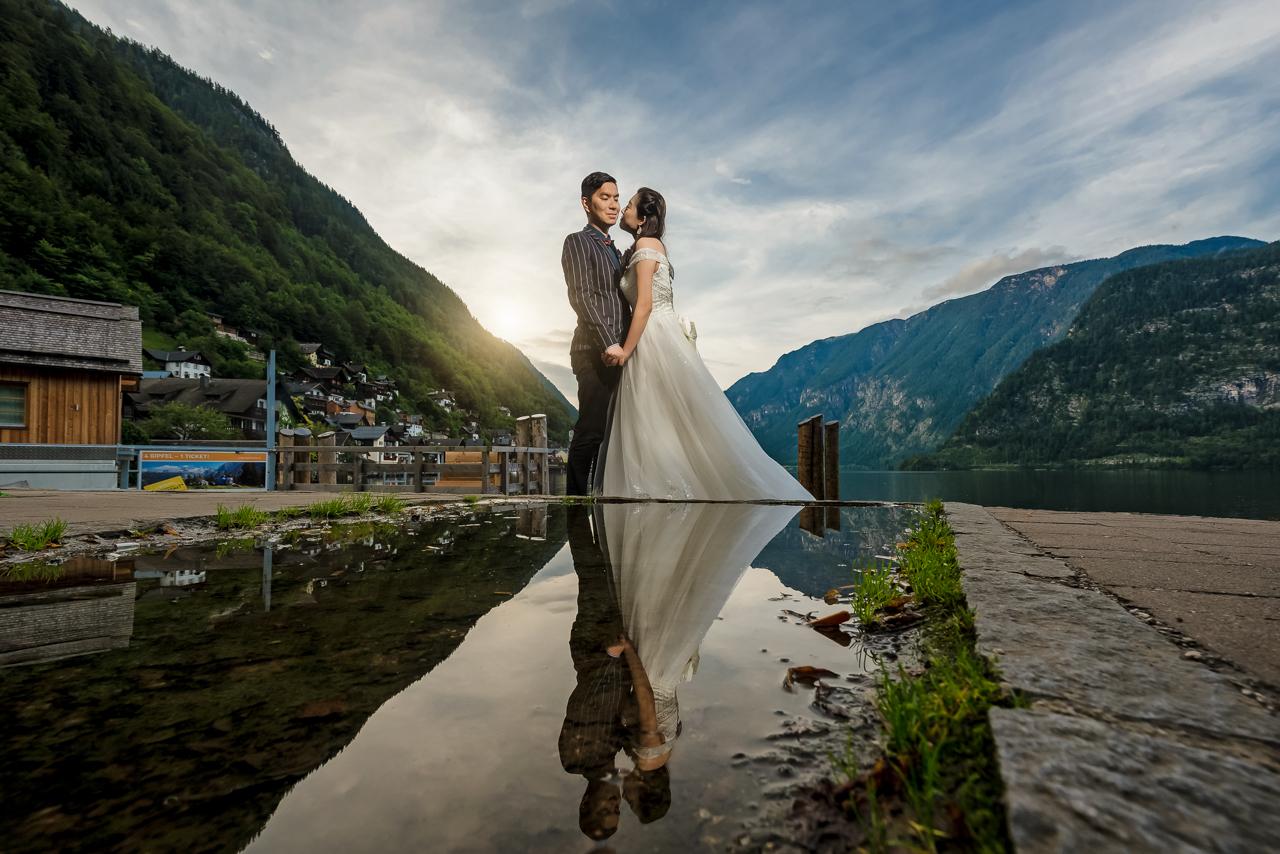 Hallstatt Austria Wedding photography -112