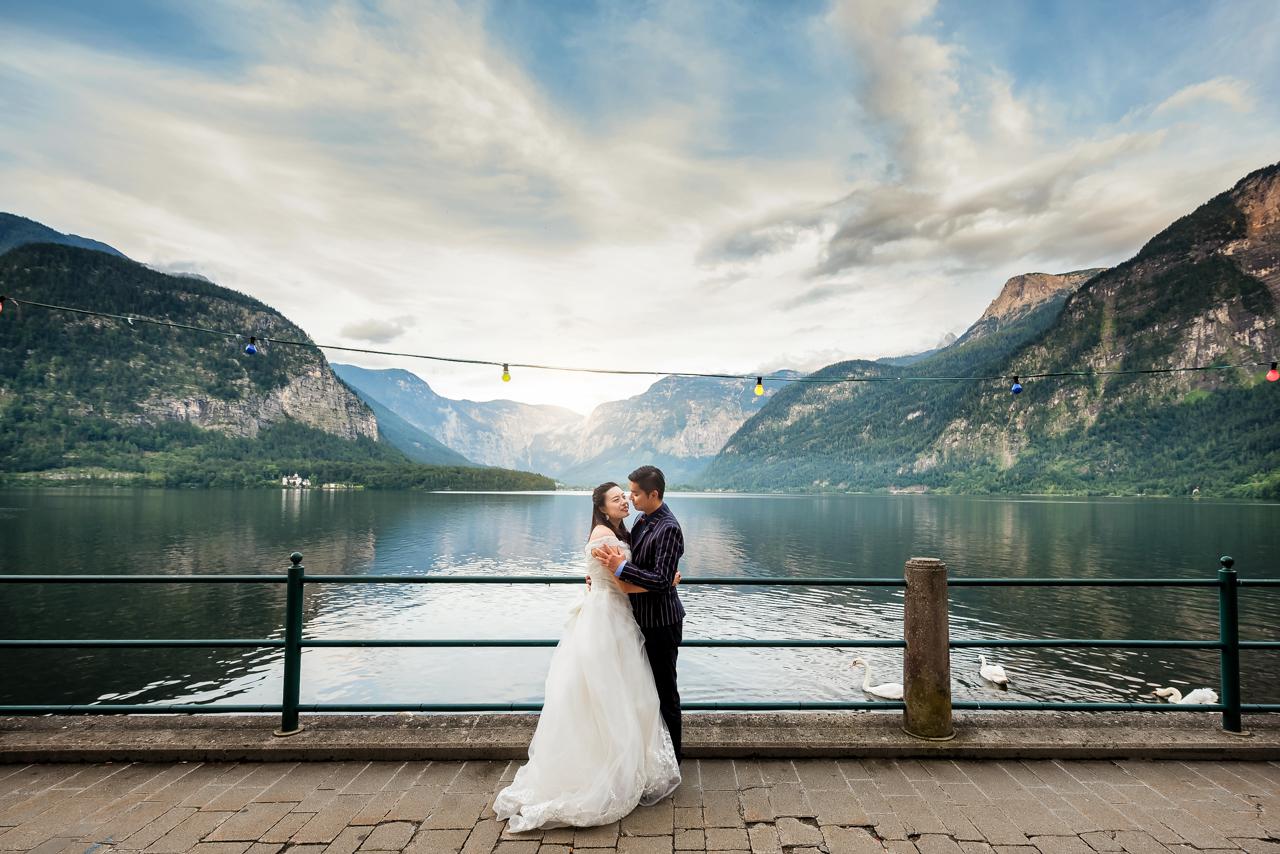 Hallstatt Austria Wedding photography -114