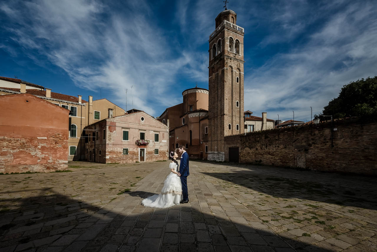 Venezia Italy wedding photographer