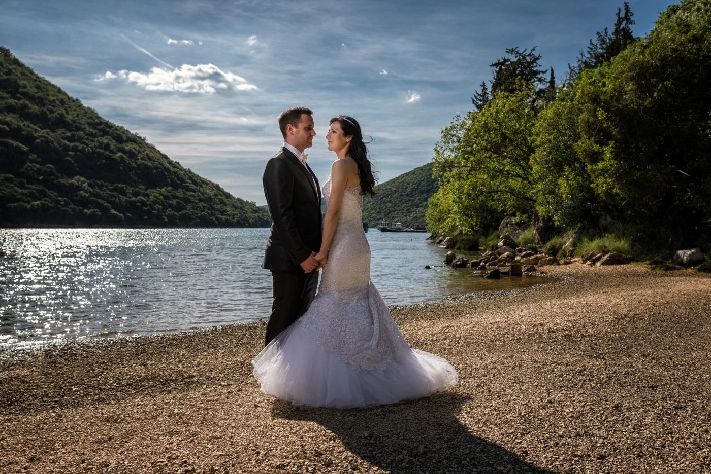 wedding photographer Rovinj Croatia