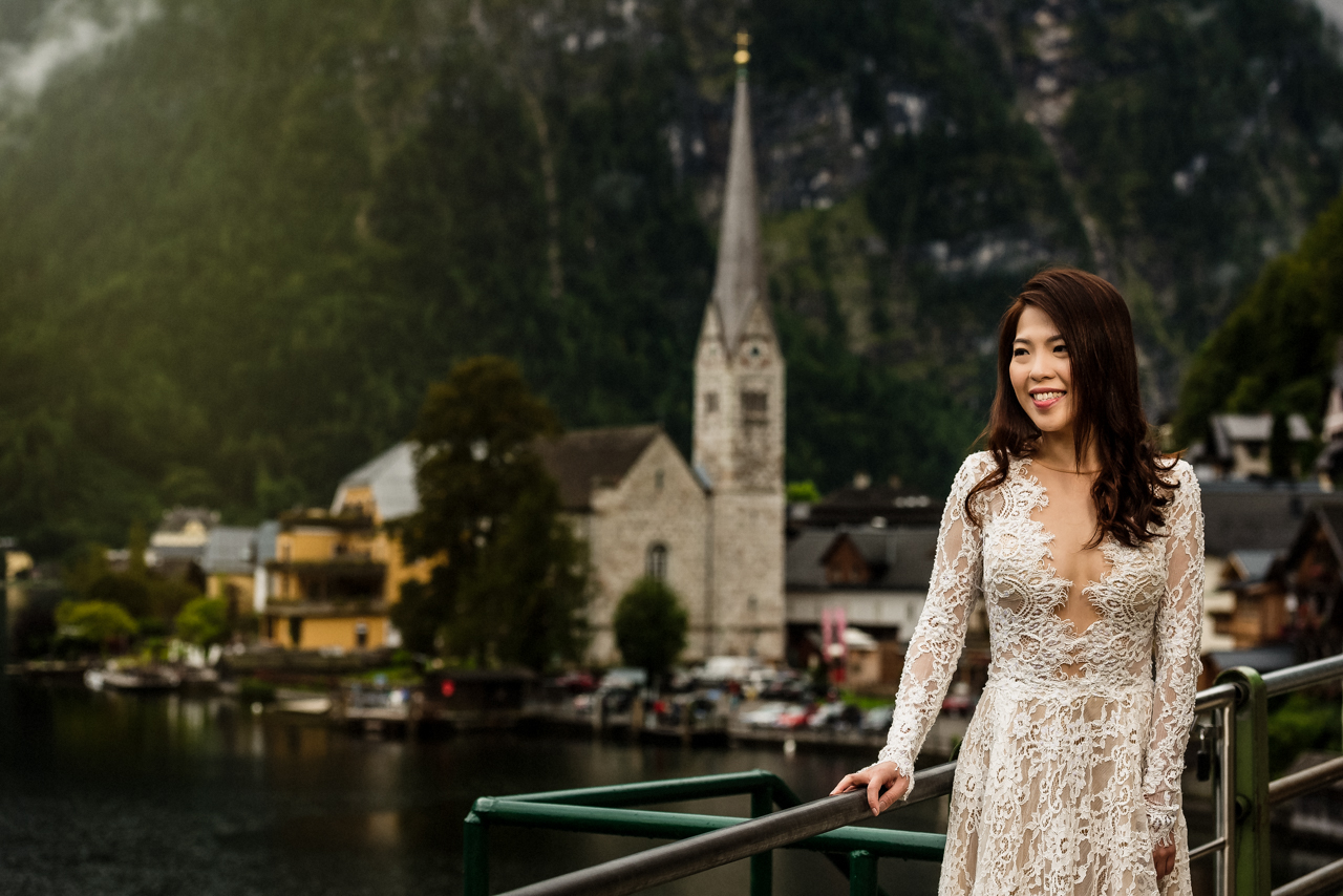 Wedding photographer Hallstatt