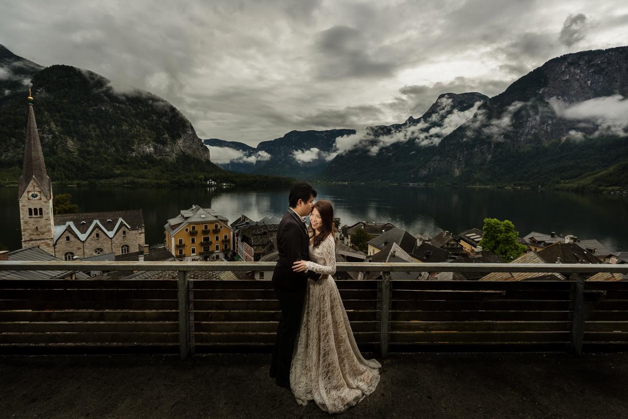 Wedding photographer Hallstatt