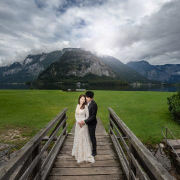 wedding photographer hallstatt austria